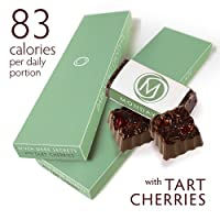 DARK SECRET chocolate with Tart Cherries - Two 7 Day Boxes