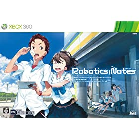 ROBOTICS;NOTES(�������� �|�P�R���o�b�N�^�X�}�[�g�t�H���P�[�X/�ݒ莑���W ����)