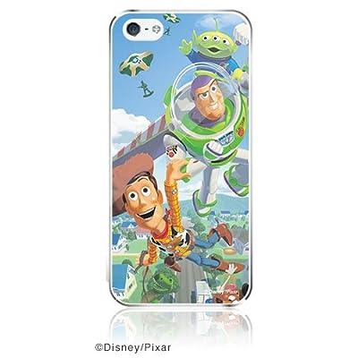 ディズニー iPhone5 ケース 「トイ・ストーリー 」(プレミアムクリア)