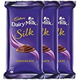 Cadbury Dairy Milk Silk, 150g (Pack Of 3)
