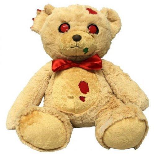 Mezco Toyz Zombies Creepy Cuddlers Series 3 Plush Deadington Ruxworth