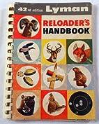 Reloader's Handbook 42nd Edition by…