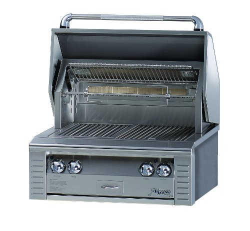 Alfresco Alx2-30 30-Inch Built-In Standard Grill