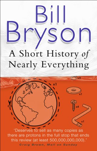 Bill Bryson - A Short History Of Nearly Everything