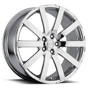 Katana Wheel Kp1 Chrome 18×8 5×114.3 +45 New Wheels