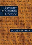 Summary of Christian Doctrine (0802815138) by Berkhof, Louis