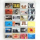 HAB & GUT (DV009)PVC Bildergalerie mit 24 Taschen DAS ORIGINAL