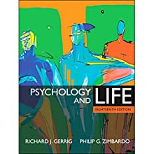 VangoNotes for Psychology and Life, 18/e Audiobook by Richard Gerrig, Philip Zimbardo Narrated by Mark Greene, Amy LeBlanc