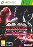 TEKKEN TAG TOURNAMENT 2 XBOX360 WE ARE TEKKEN ED. (LIMITED COLLECTORS ED.)