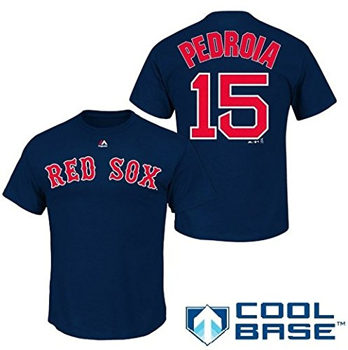 Dustin pedroia boston red sox memorabilia red sox dustin Red sox player t shirts