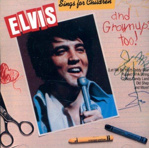 Elvis Presley - Elvis Sings For Children - Zortam Music