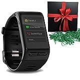 Garmin-GPS-vivoactive-HR-Smart-Watch-Black-Regular-Gift-Pack