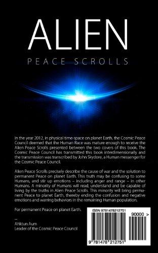 Alien Peace Scrolls