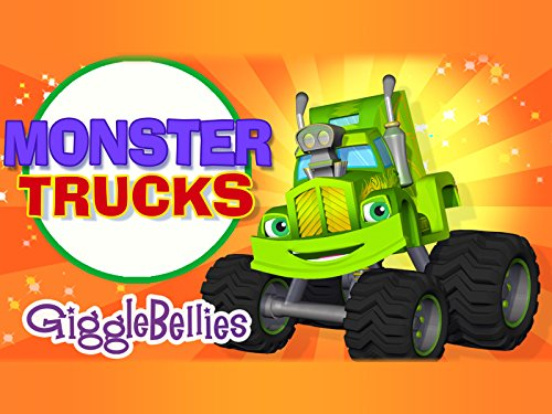 The GiggleBellies - Monster Truck Learning