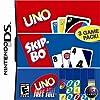 Uno/Skip-Bo/Uno Freefall - Nintendo DS