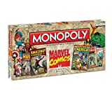 Monopoly: Marvel Comics Collector's Edition