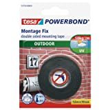 Tesa Outdoor Double Sided Mounting Tape, 19 mm x 1.5 mby tesa UK Ltd