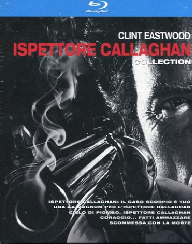 Ispettore Callaghan Collection 5 Blu Ray PDF