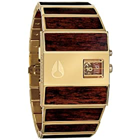  Watch Nixon The Rotolog all gold/brown 