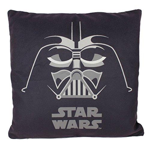 STAR WARS-Cuscino decorativo con federa-Darth Vader Mask