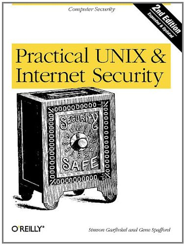 Practical UNIX and Internet Security (Computer Security)