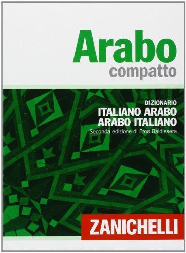 Arabo compatto Dizionario italiano arabo arabo italiano PDF