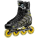 Tour Hockey 2013 Adult's Fish BoneLite 725 Inline Hockey Skates - 83BL by Tour Hockey