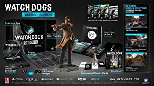 Watch Dogs Dedsec Limited Collectors Edition Pal European Version Ps4