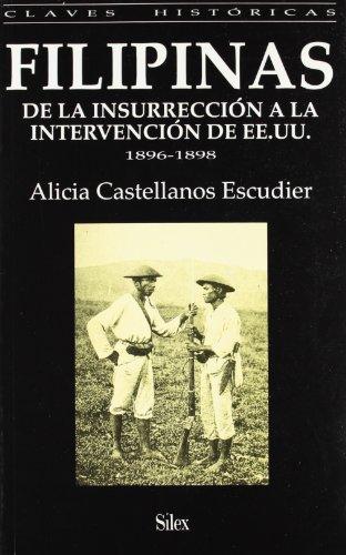 Filipinas: De la insurrección a la intervención de EE.UU. en 1898 (Colección claves históricas)