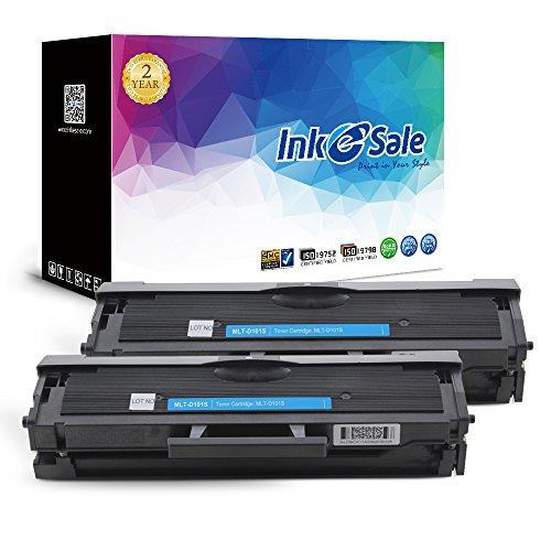 INK E-SALE 2 Pack Replacement Samsung MLT-D101S Toner Cartridge for Samsung ML-2160/ML-2161/ML-2162/ML-2165/ML-2166/SCX-3400/SCX-3406W/SCX-3406HW/SCX-3401/SCX-3401FH Printers