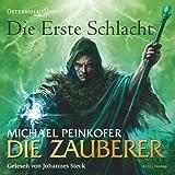 Die Zauberer, Die erste Schlacht: 8 CDs