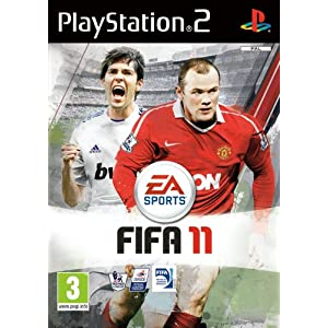 image for FiFA 11 PAL PS2DVD-GLoBAL