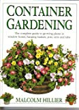 Container Gardening (0862839408) by MALCOLM HILLIER