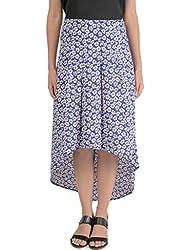 Bonhomie Women Skirts [BCQSB46_R.Blue Print_Large]