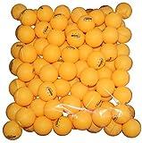 REGAIL 100 Yellow Regail 3-star 40mm Table Tennis Balls Advanced Training Ping Pong Balls