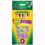 Crayola 8ct Write Start Colored Pencils