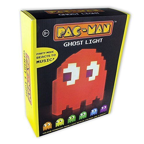 Pac-Man Lamp Ghost Light