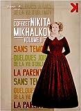 echange, troc Coffret Nikita Mikhalkov vol 2 - 3 DVD