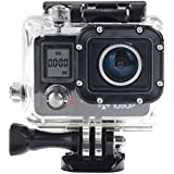 ONEMORES TM Amkov AMK5000S Sport Camera Strong Wifi Technology 170 Degrees Wide Angle Lens