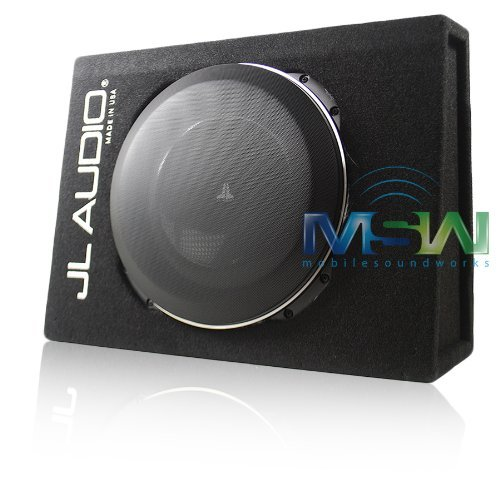 "Jl Audio Cs113Tg-Tw5V2 Single 13Tw5V2-2 13.5"" Loaded Truck Enclosure"