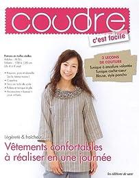 Vêtements confortables à réaliser en une journée : 3 leçons de couture, Tunique