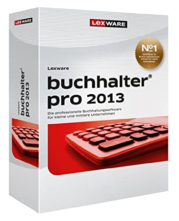 Lexware Buchhalter Pro 2013 Update (Version 13.00)