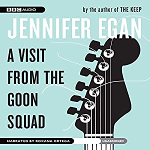 A Visit from the Goon Squad Audiobook