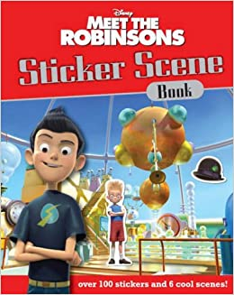 meet the robinsons activities