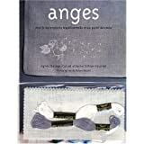 Anges : Motifs de broderie traditionnelle et au point de croixpar Agn�s Delage-Calvet