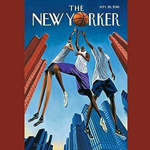 The New Yorker, September 28th 2015 (Patrick Radden Keefe, David Remnick, David Sedaris) Periodical