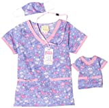 Dollie & Me Girls 2-6x Veterinarian Career Wear Set