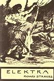 Image de Elektra: Tragödie in einem Aufzug von Hugo von Hofmannsthal. op. 58. Textbuch/Libretto.