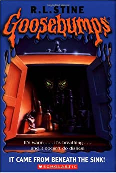 goosebumps 30 it came from beneath the sink rl stine