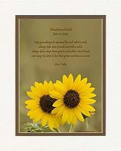 Wedding Gift Poems Home Improvements : Personalized Wedding Gift for Couple or Personalized Anniversary Gift ...
